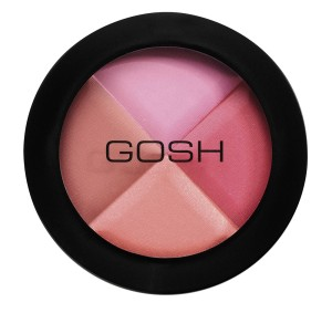 6.GOSH MULTICOLOUR BLUSH 51 (BRONZE PIE)