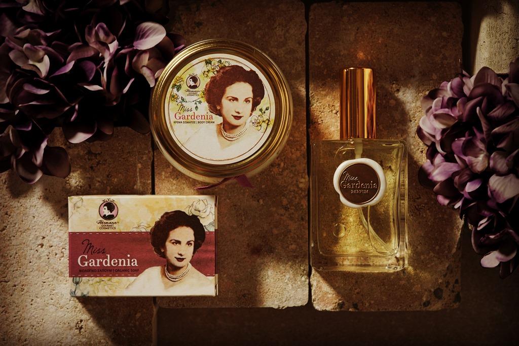 MISS Gardeniaset