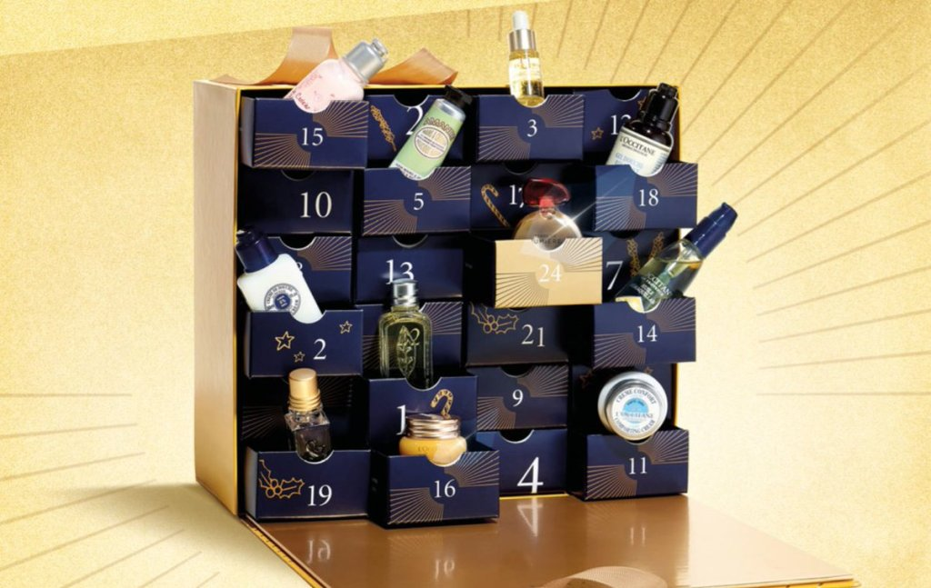 3 L'Occitane unveils 2017 Advent Calendars