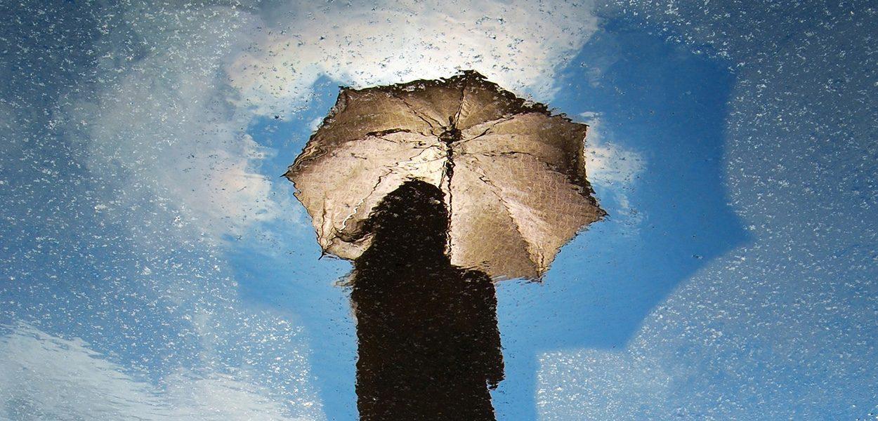 Βροχή; Κι όμως, μπορείς να είσαι όμορφη και δροσερή!
