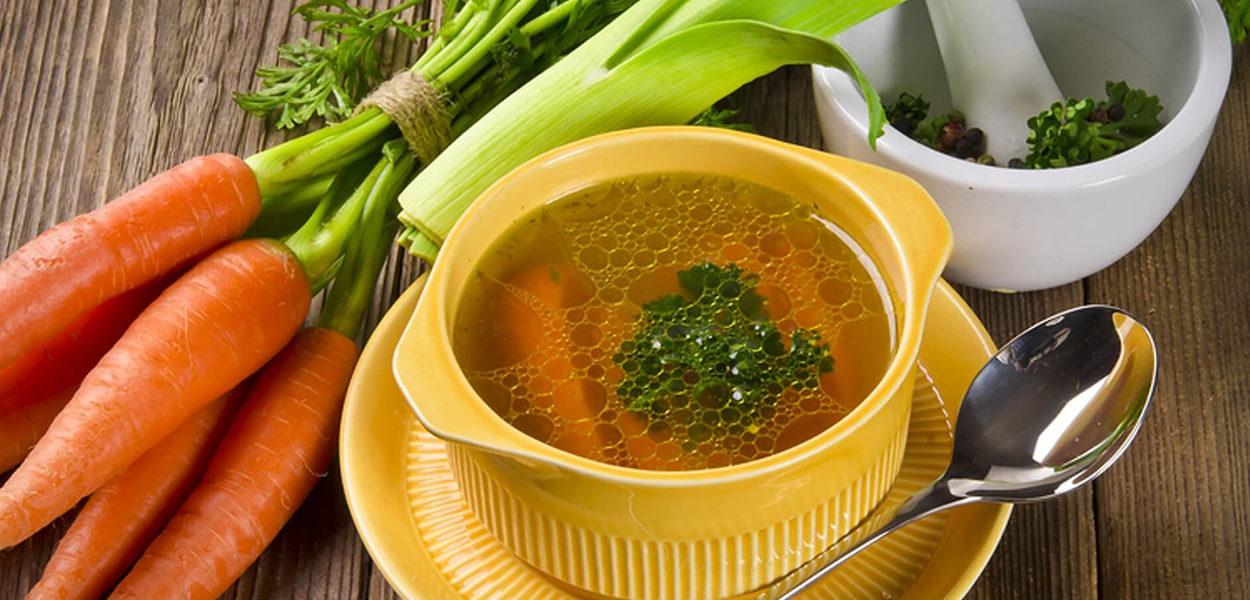 Σούπα, μια πανάρχαια τροφή, πρώτη στο προσκήνιο