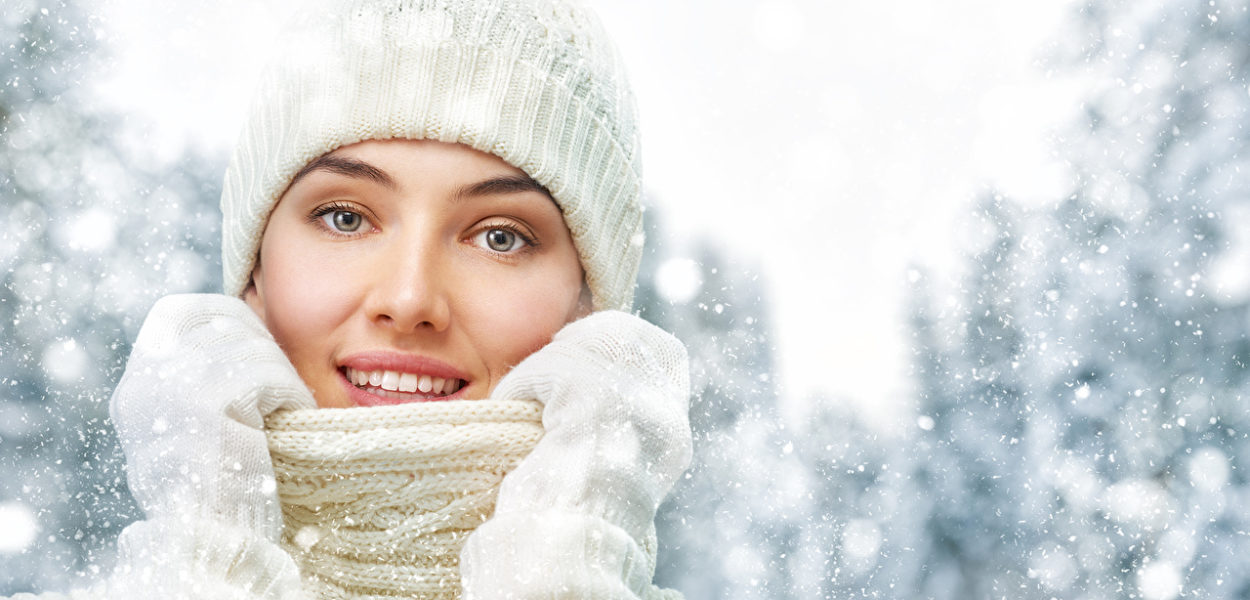 Kαταπολεμήστε το κρύο, προστατέψτε την ομορφιά σας