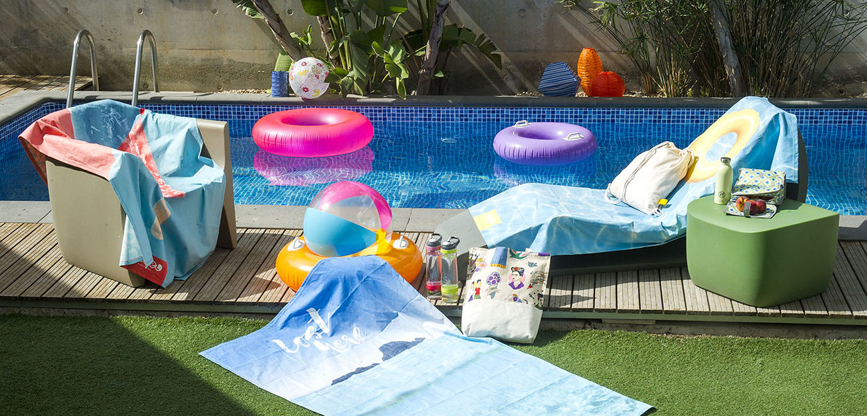Pool party, για ατέλειωτη δροσιά, με μπόλικο χρώμα και κέφι!