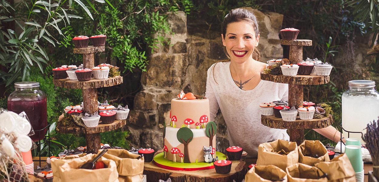 Γιάννα Πατεράκη, το γλυκό κορίτσι της yoga με τις ωραιότερες τούρτες
