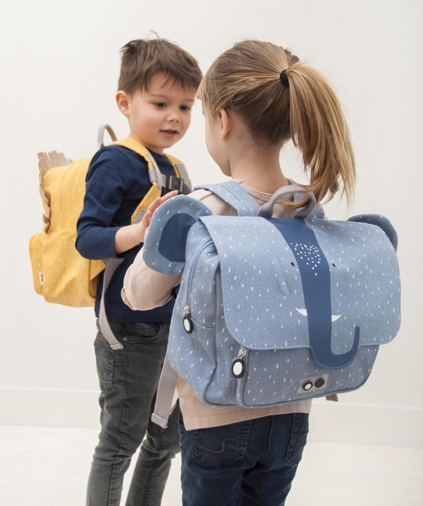 54ef447969 Σχολική τσάντα και τι να προσέξετε - Madame LeFo