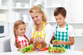 Οδηγός διατροφής και συμβουλές για τα παιδιά