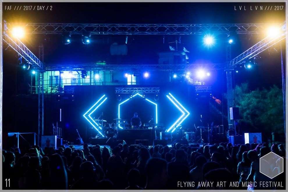 Flying Away Art and Music Festival