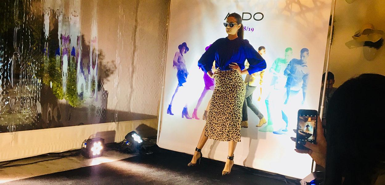 Φθινοπωρινά, trendy βήματα με Aldo