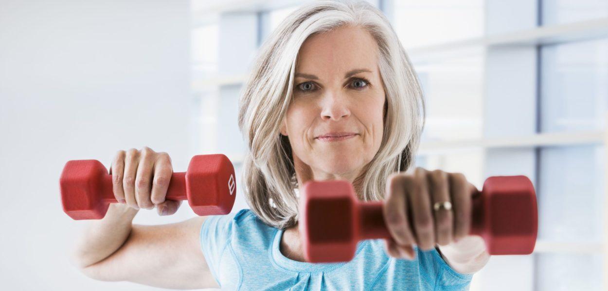 Τι άσκηση θα κάνετε αν έχετεοστεοπόρωση