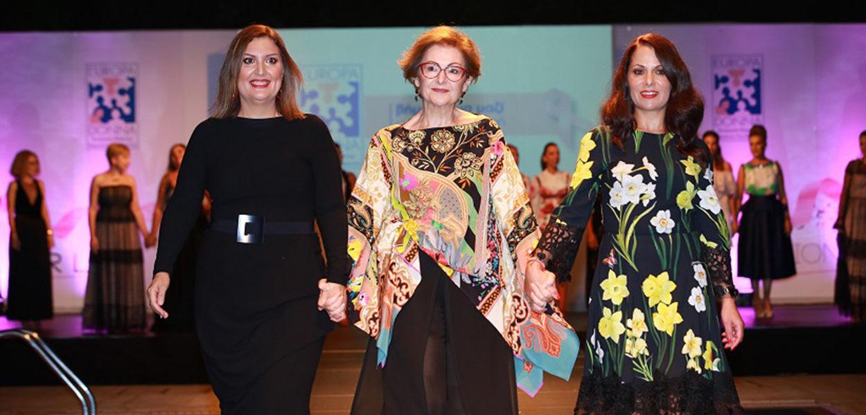Fashion for Life, μια επίδειξη μόδας με ηχηρό μήνυμα