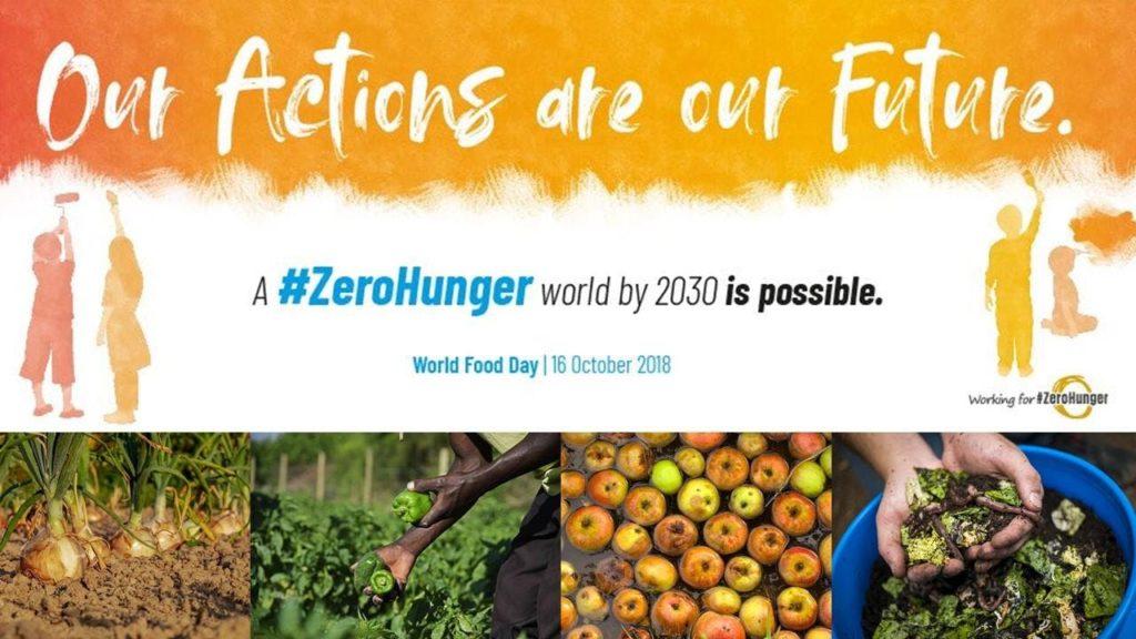 Παγκόσμια Ημέρα Τροφίμων