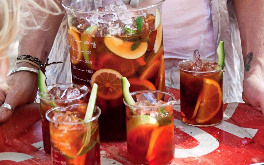 Θερμίδες ποτό