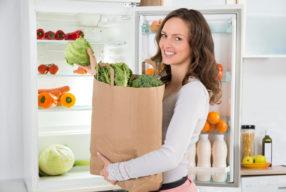 H σύγχρονη γυναίκα επιλέγει υγιεινή διατροφή