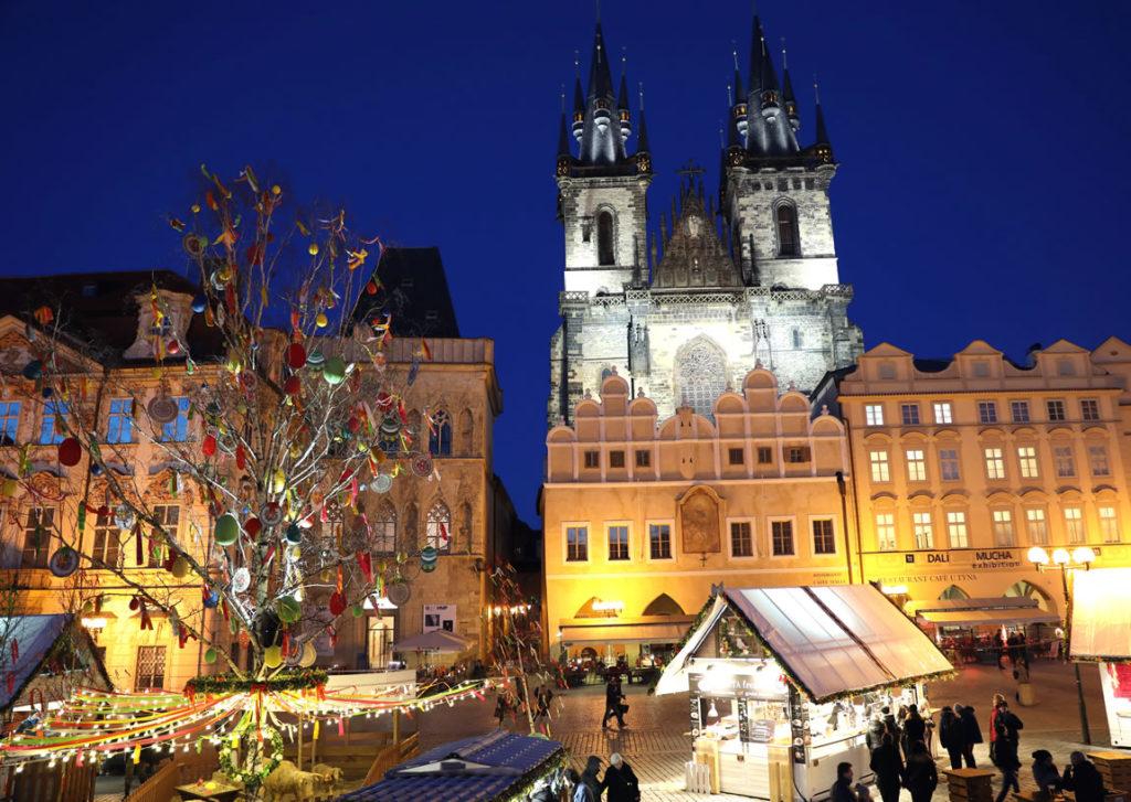 Πάσχα στην Πράγα