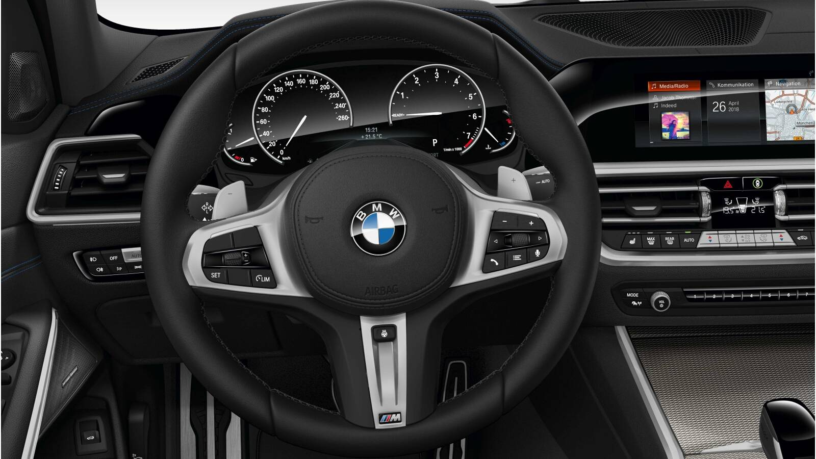 699a672e 2019 Bmw 3 Series Interior 1 Madame Lefo