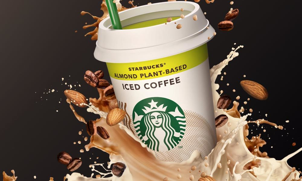 Starbucks Almond Plant-Based, η νέα απόλαυση