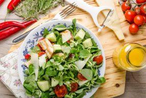 Τα κάναμε… σαλάτα, αλλά εύγευστη και υγιεινή!