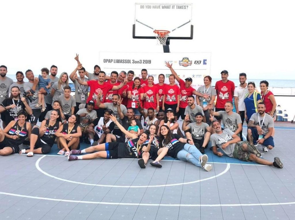 OPAP Limassol 3on3