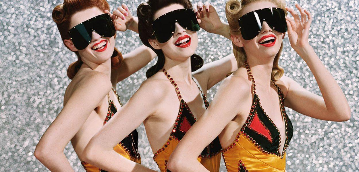 """Γυαλιά ηλίου, οι """"ασπίδες"""" για την όραση"""