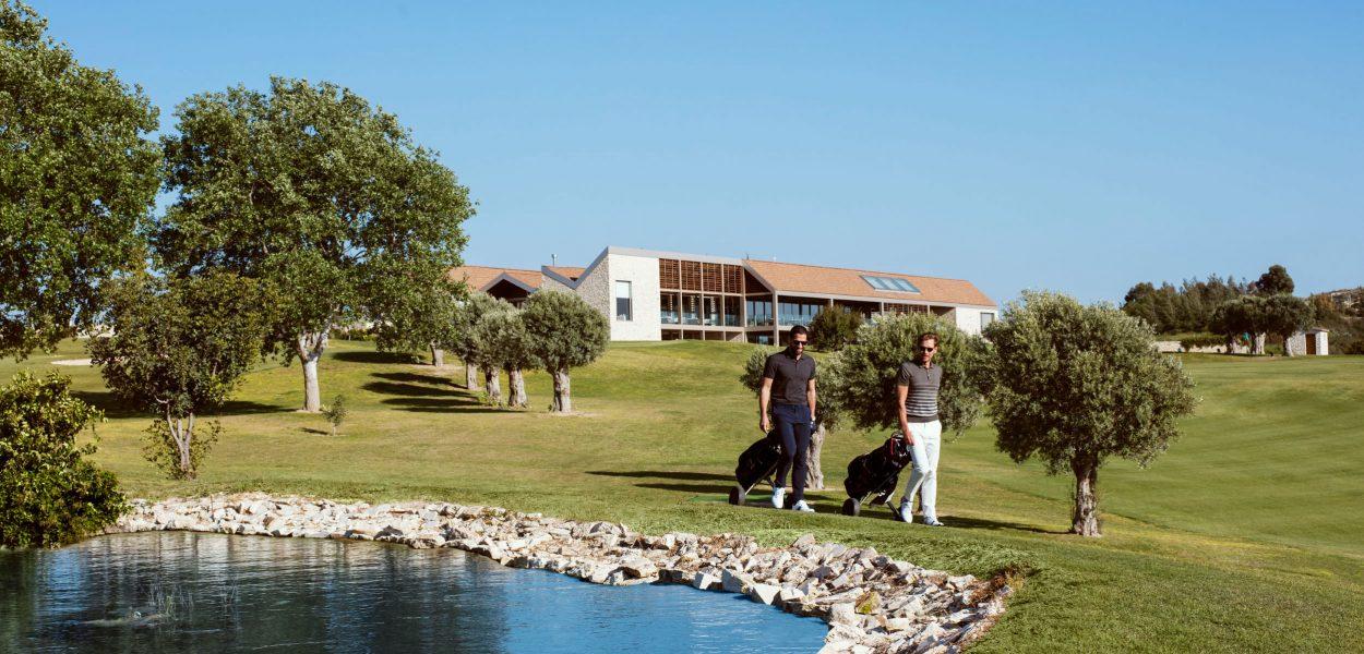 Minthis: Tο πρώτο γήπεδο γκολφ με πιστοποίηση GEO