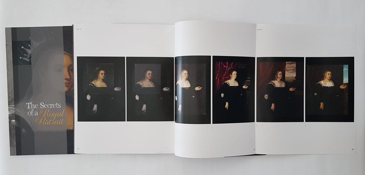 Αικατερίνη Κορνάρο, «The Secrets of a Royal Portrait»