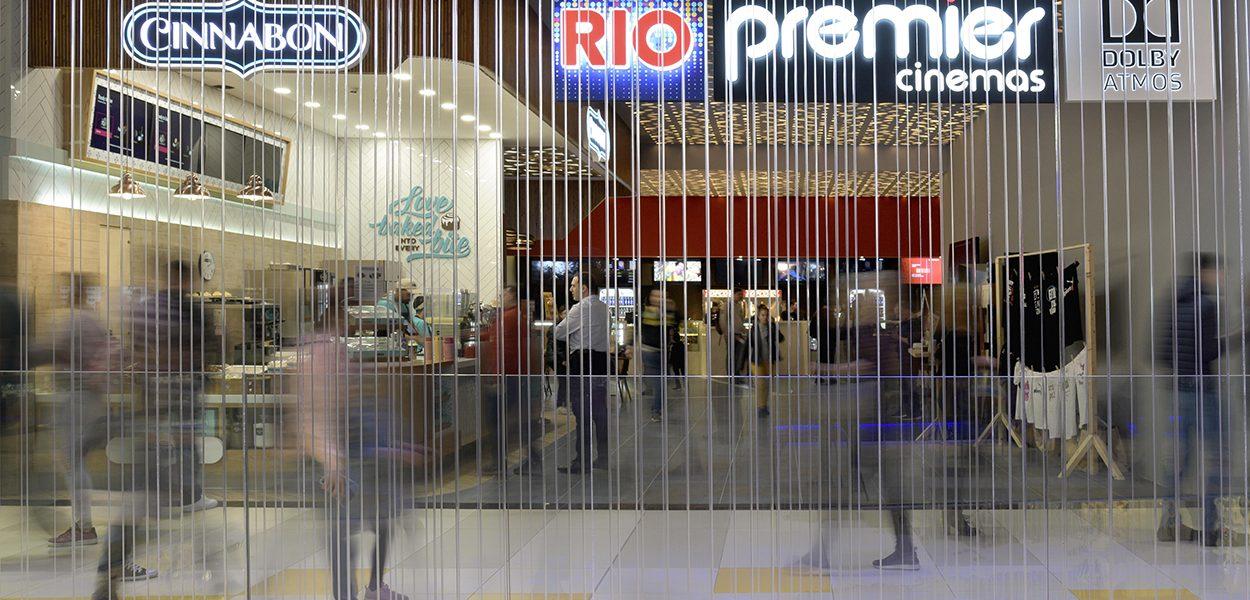 Rio Premier Cinema, εμπειρία 5 αστέρων
