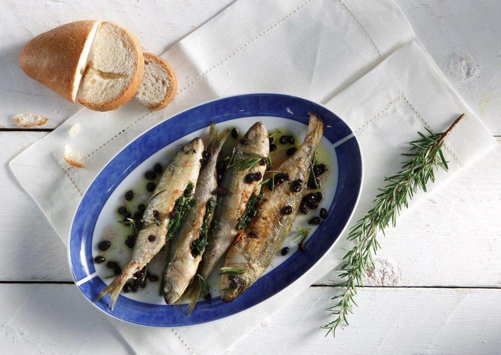 ψάρι και θαλασσινά